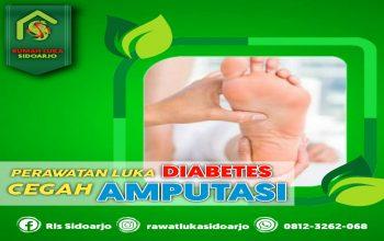 Layanan Home Care Luka Diabetes I Kencing Manis Di rumah Singgahan Hub 0812-3262-068